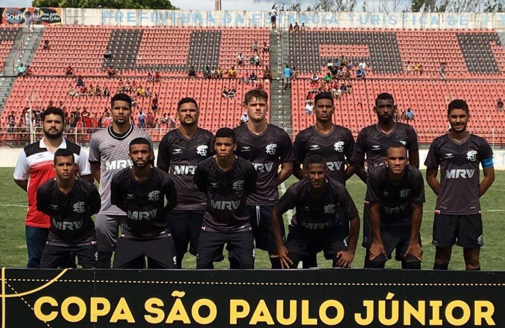 Santa encerra participação na Copa SP