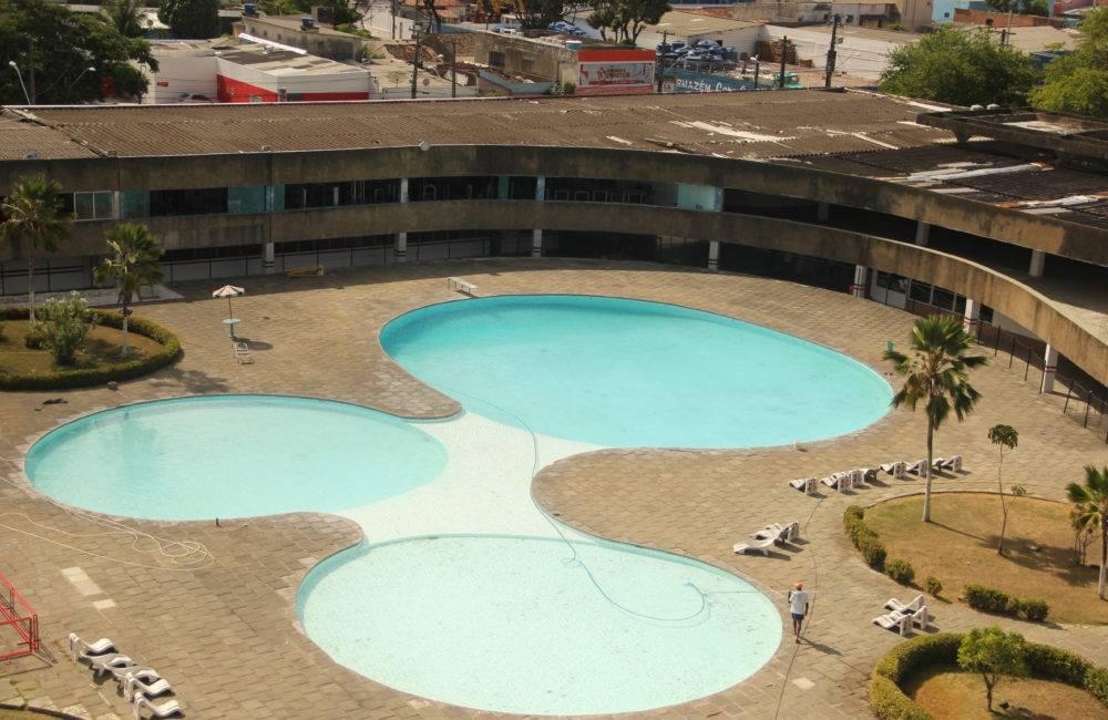 Parque aquático retoma atividades