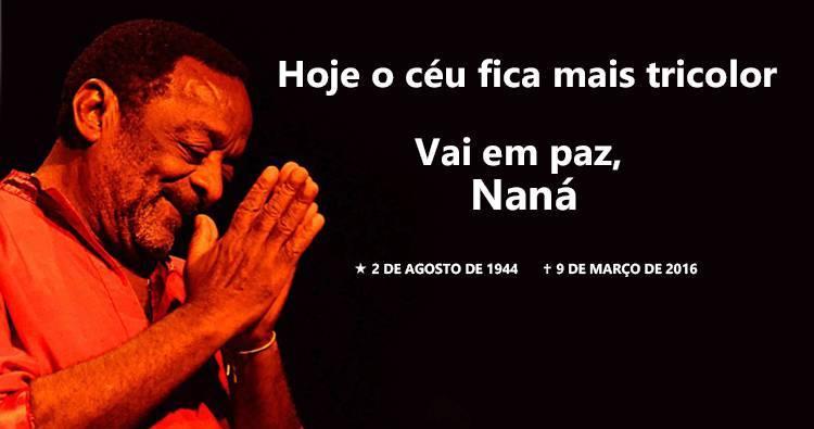 Aos 71 anos, Naná Vasconcelos dá adeus