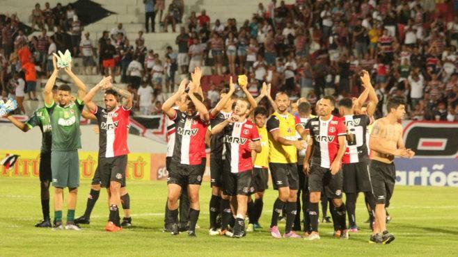 Santa Cruz 1×0 Itabaiana – 01/04/2017 – Estádio do Arruda