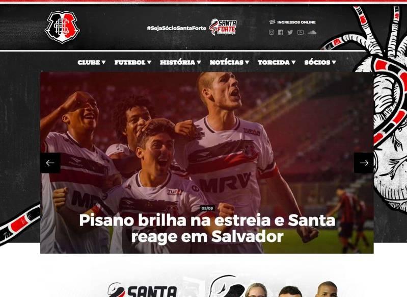 Santa Cruz Futebol Clube - Recife PE  17efd1b088ba6