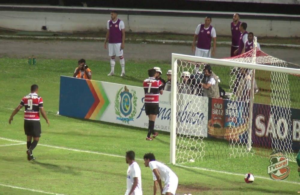 Santa Cruz 1×2 Náutico – Pernambucano 2017