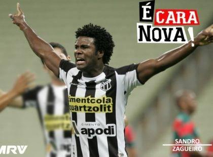 Zagueiro Sandro reforça elenco coral