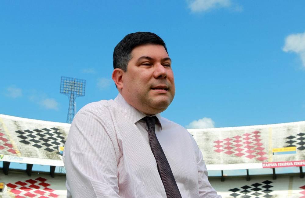 Alírio fala sobre a permanência do Santa na Copa do Nordeste