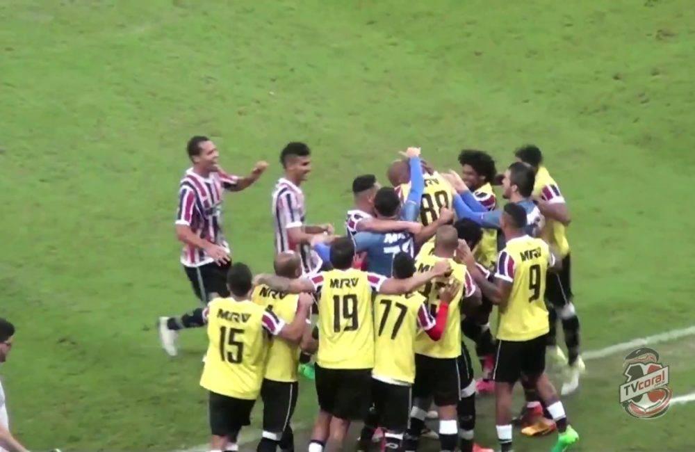 Santa Cruz 3×0 Brasil de Pelotas – Série B 2017