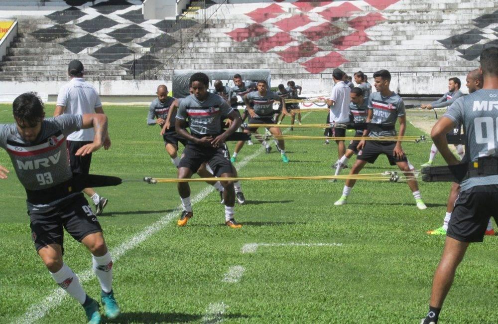 Santa Cruz encerra semana de treino e preparador físico avalia trabalho