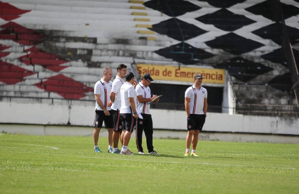 Santa Cruz inicia preparativos para enfrentar o Goiás