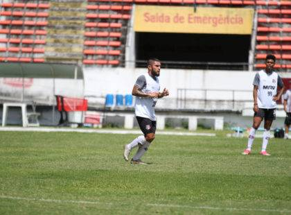 Thiago Primão aponta melhora e enxerga crescimento na equipe