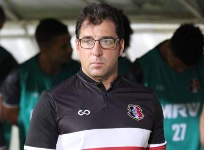 Com time definido, Martelotte analisa partida diante do Londrina