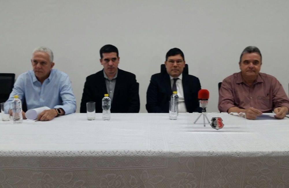 Constantino Júnior será o candidato à presidência, pela chapa Construindo com a Força da União