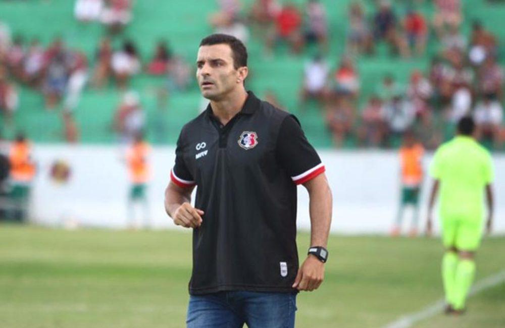 Júnior Rocha avalia partida em Paulista