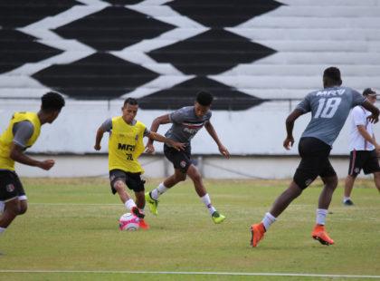 Santa Cruz retorna aos treinos e inicia preparativos para enfrentar o Central