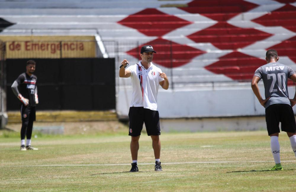 Júnior Rocha convoca torcida do interior para jogo contra o Afogados