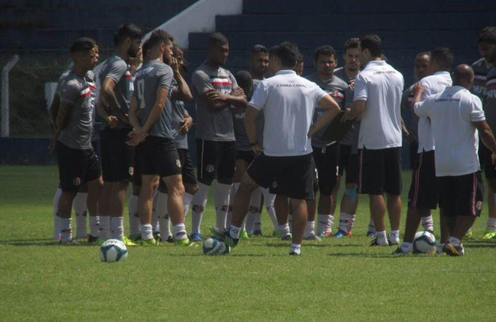 Com equipe preparada, Júnior Rocha analisa adversário