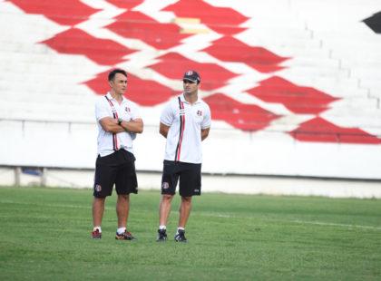 Após último treino antes da decisão, Júnior Rocha avalia Clássico das Multidões