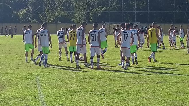 Treino Sub-15 e Sub-17 – Estádio Luiz Alexandrino – 17/04/2018