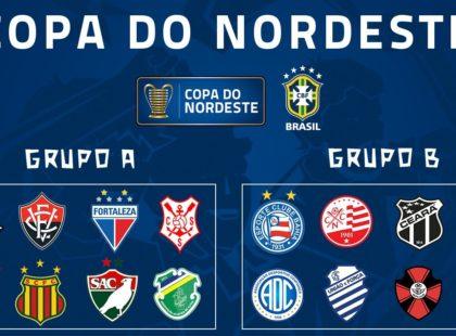 Confira os jogos do Santa na Copa do Nordeste 2019