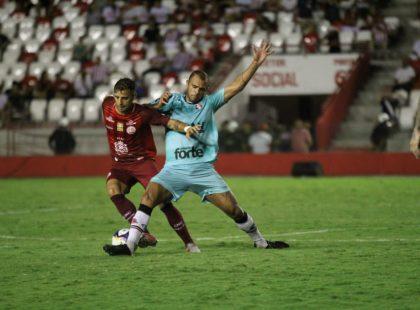 Copa do Brasil: Santa Cruz recebe o Náutico na próxima quarta-feira