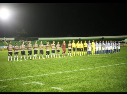 Copa do Brasil: Santa vence Sinop e avança para a segunda fase