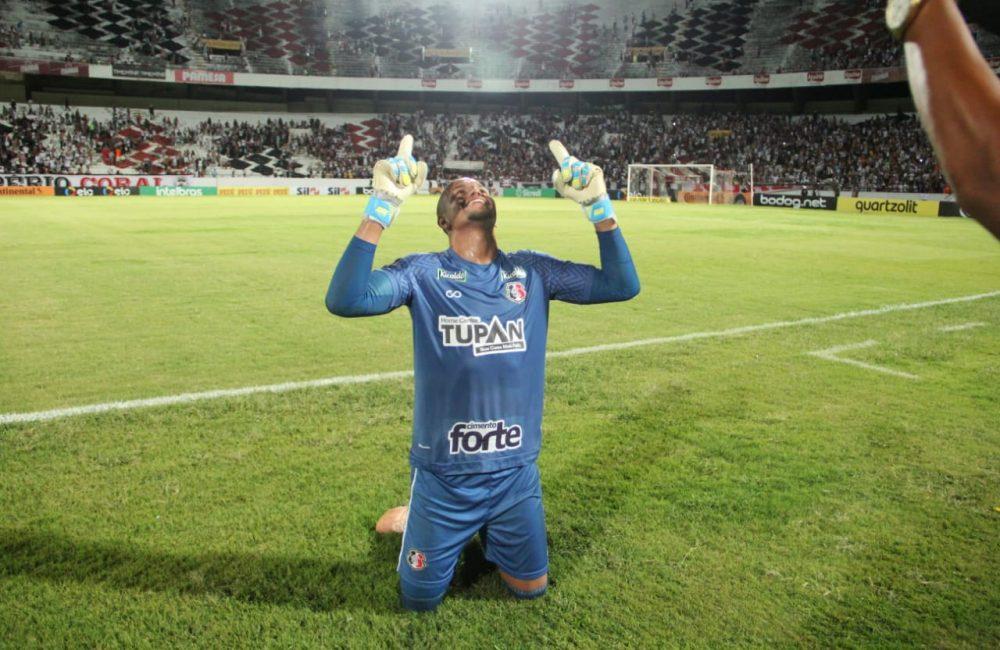 Copa do Brasil: Santa Cruz vai decidir mata-mata no Arruda