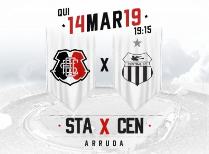 Ingressos para Santa Cruz x Central