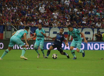 Copa do Nordeste: Santa perde para o Fortaleza e se despede