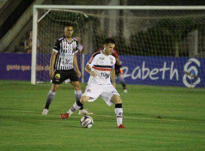 Série C: Santa empata com o Botafogo na Paraíba