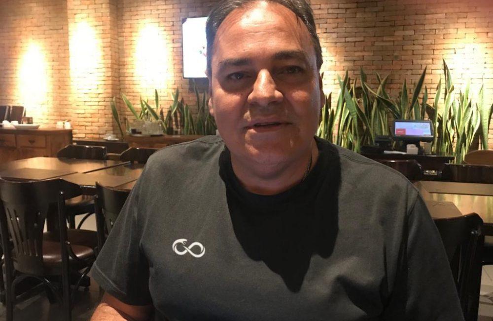 Nei Pandolfo é o novo executivo de futebol do Santa Cruz