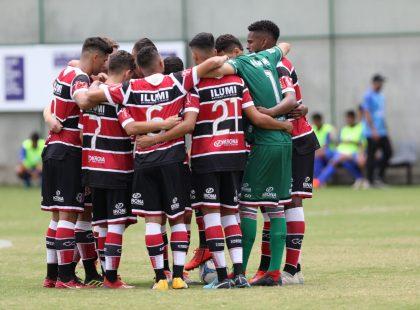 Copa Pernambuco: Santa faz hoje seu segundo jogo