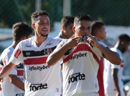 Copa Pernambuco: Santa vence Íbis novamente e garante vaga na final