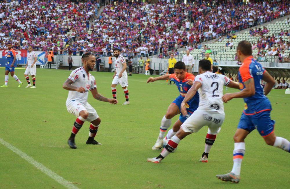 Copa do Nordeste: Santa perde para o Fortaleza