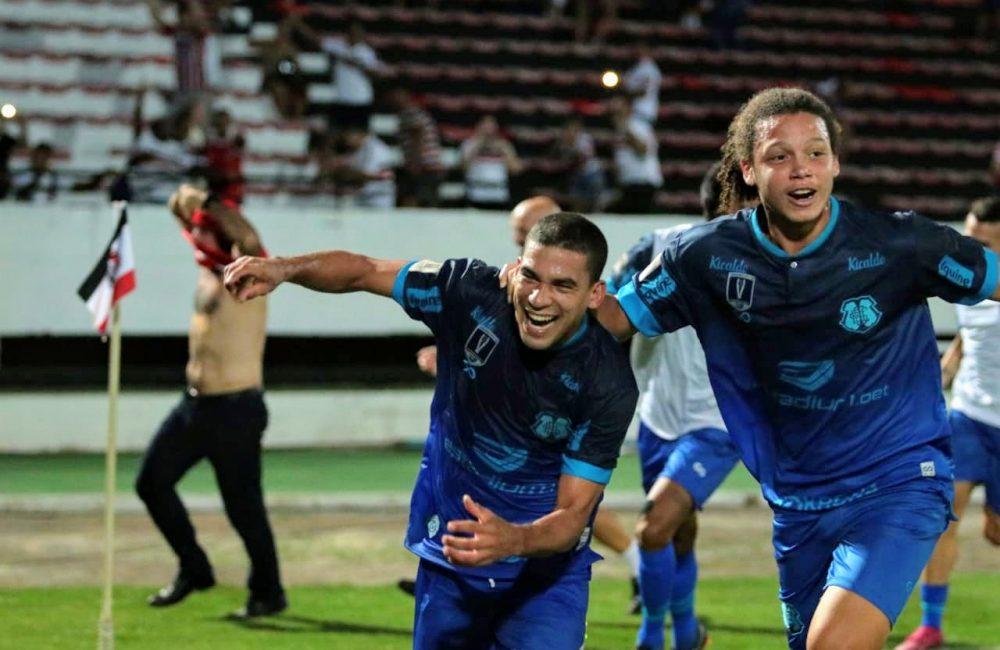 Copa do Nordeste: Com gol no último lance, Santa vence o ABC