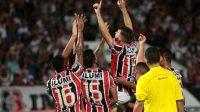 Copa do Nordeste – Santa Cruz 3×0 Botafogo/PB