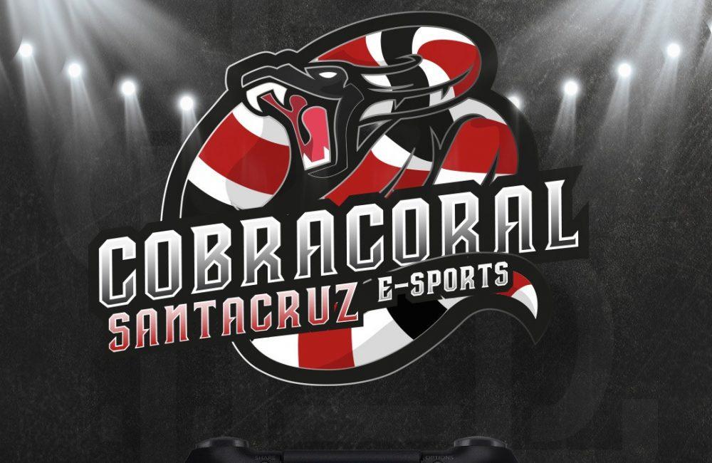 E-Sports Cobra Coral: Santa Cruz entra no mundo dos jogos eletrônicos
