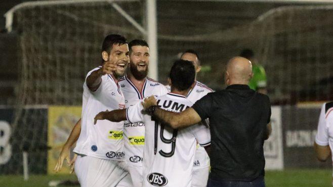 Série C – Botafogo/PB 1×2 Santa Cruz