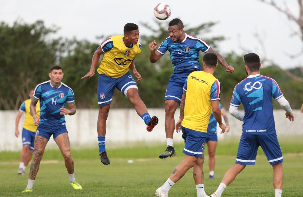 Em Belém, Santa Cruz finaliza treinos para enfrentar o Paysandu