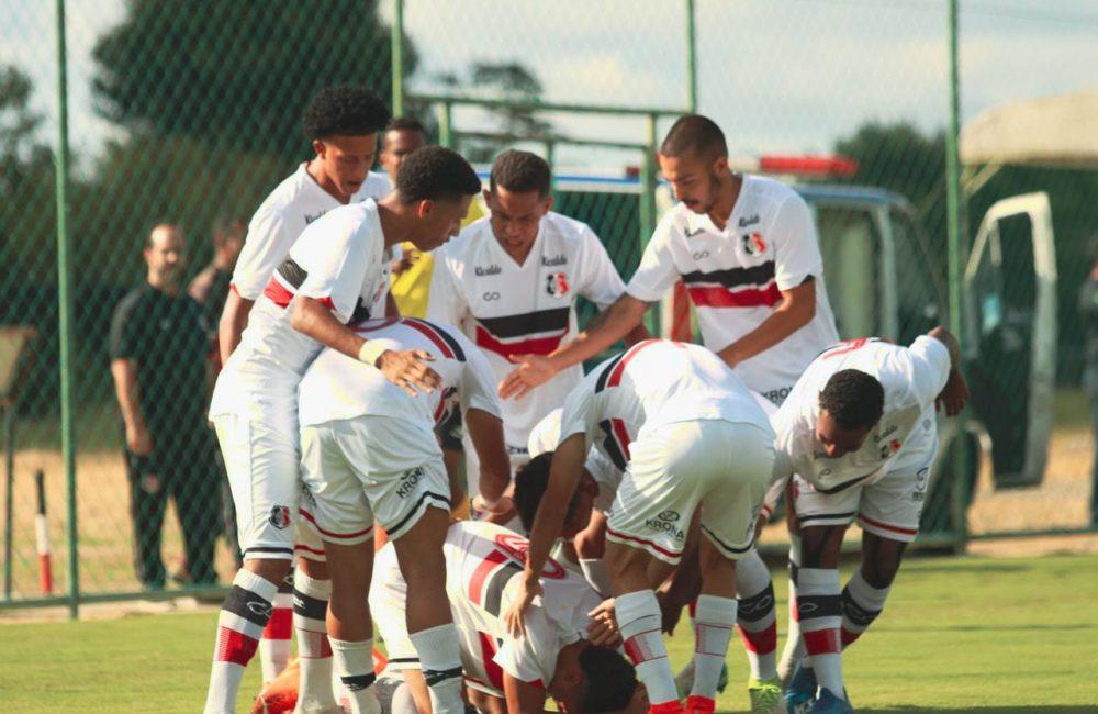Santa Cruz Sub-20 termina primeira fase do Pernambucano com melhor desempenho entre os clubes da capital