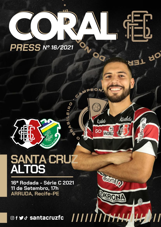 Revista Coral Press nº 16/2021 – Santa Cruz x Altos