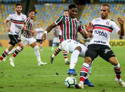 Copa do Brasil: Santa perde no Maracanã e sai em desvantagem