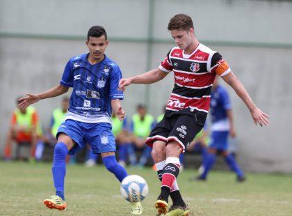 Copa Pernambuco: Na estreia, Santa fica no empate com o Ypiranga
