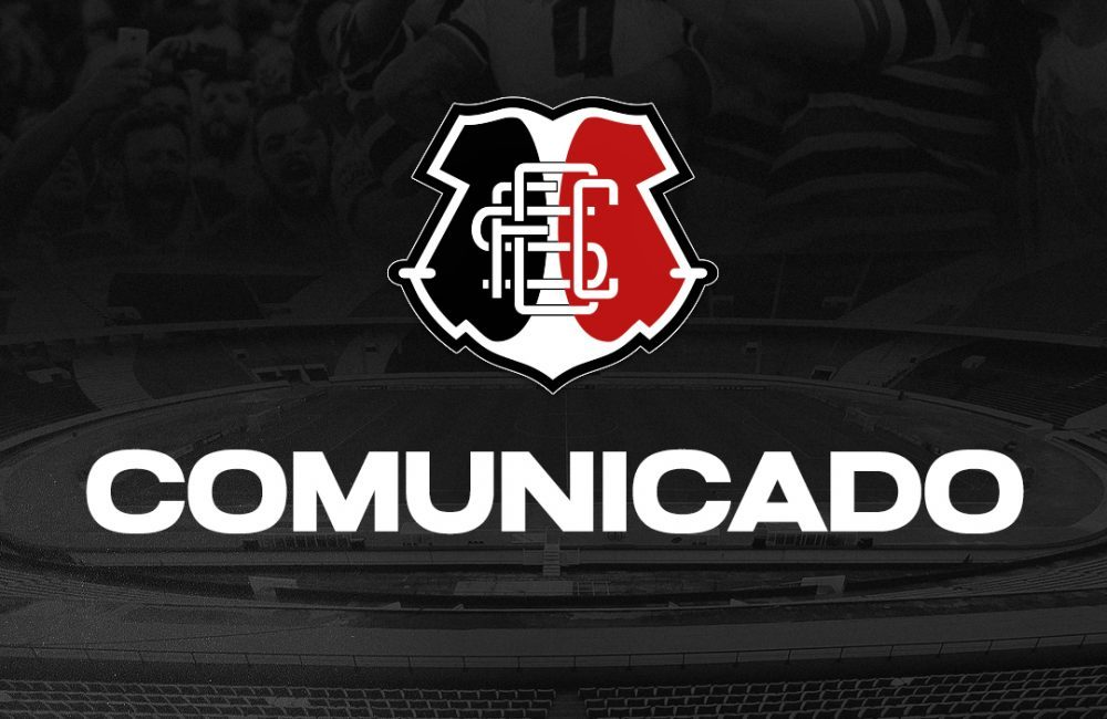 Comunicado: Célio Santos