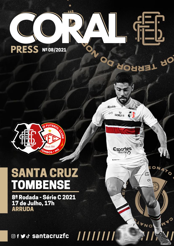 Revista Coral Press nº08/2021 – Santa Cruz x Tombense